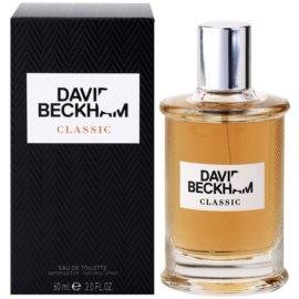 David Beckham Classic Eau de Toilette for Men 60 ml