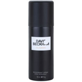 David Beckham Classic desodorante en spray para hombre 150 ml