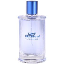 David Beckham Classic Blue Eau de Toilette für Herren 90 ml