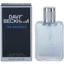 David Beckham The Essence Eau de Toilette para homens 30 ml