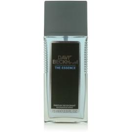David Beckham The Essence deodorant s rozprašovačem pro muže 75 ml