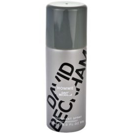 David Beckham Homme Deo-Spray für Herren 150 ml