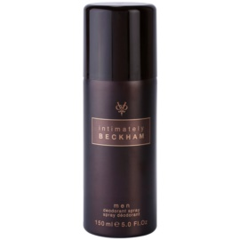 David Beckham Intimately Men desodorante en spray para hombre 150 ml