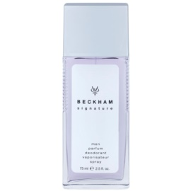 David Beckham Signature for Him spray dezodor férfiaknak 75 ml