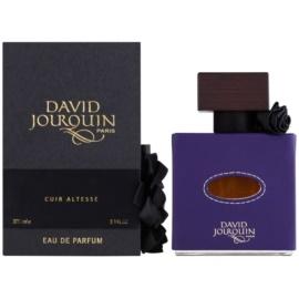 David Jourquin Cuir Altesse Eau de Parfum für Damen 100 ml