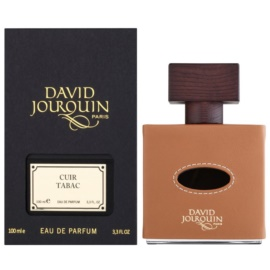 David Jourquin Cuir Tabac parfumska voda za moške 100 ml