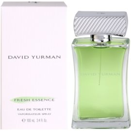 David Yurman Fresh Essence Eau de Toilette für Damen 100 ml