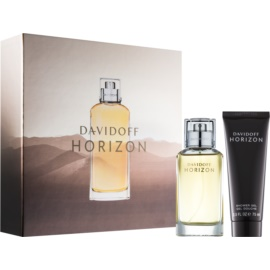 Davidoff Horizon Gift Set I.  Eau De Toilette 75 ml + Shower Gel 75 ml