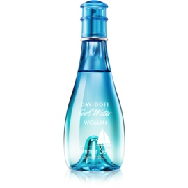 Davidoff Cool Water Woman Summer Seas 2015 Eau de Toilette für Damen 100 ml