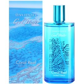 Davidoff Cool Water Woman Coral Reef Limited Edition toaletní voda pro muže 125 ml