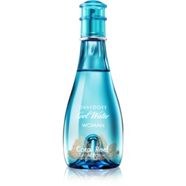 Davidoff Cool Water Woman Coral Reef Limited Edition eau de toilette para mujer 100 ml