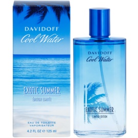 Davidoff Cool Water Exotic Summer Limited Edition toaletna voda za moške 125 ml