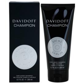 Davidoff Champion Duschgel für Herren 200 ml