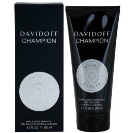 Davidoff Champion sprchový gel pro muže 200 ml