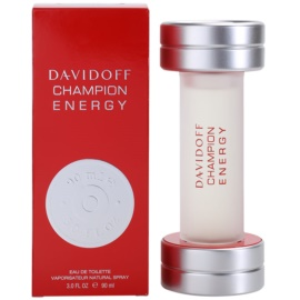 Davidoff Champion Energy Eau de Toilette para homens 90 ml