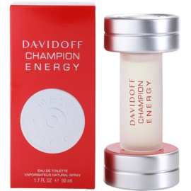 Davidoff Champion Energy Eau de Toilette para homens 50 ml
