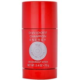 Davidoff Champion Energy дезодорант-стік для чоловіків 75 мл