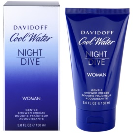 Davidoff Cool Water Night Dive душ гел за жени 150 мл.