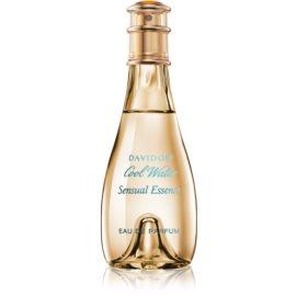 Davidoff Cool Water Woman Sensual Essence eau de parfum pour femme 50 ml