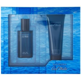 Davidoff Cool Water coffret XV.  Eau de Toilette 40 ml + gel de duche 75 ml