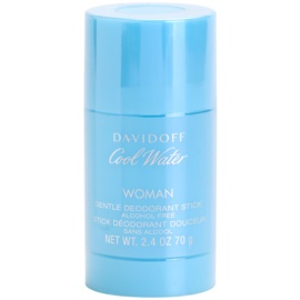 Davidoff Cool Water Woman deostick pro ženy 75 ml