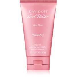 Davidoff Cool Water Woman Sea Rose Duschgel für Damen 150 ml
