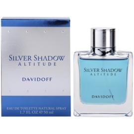 Davidoff Silver Shadow Altitude woda toaletowa dla mężczyzn 50 ml