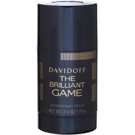 Davidoff The Brilliant Game deostick pro muže 75 ml