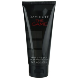 Davidoff The Game after shave balsam pentru barbati 100 ml