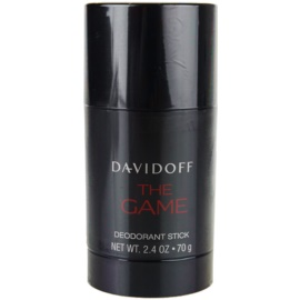 Davidoff The Game deo-stik za moške 75 ml
