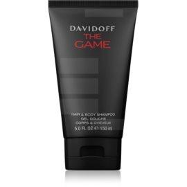 Davidoff The Game гель для душу для чоловіків 150 мл