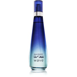 Davidoff Cool Water Woman Wave Eau de Toilette für Damen 50 ml