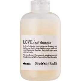 Davines Love Almond šampon za valovite lase  250 ml
