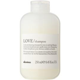 Davines Love Almond šampon pro vlnité vlasy  250 ml