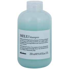 Davines Melu Lentil Seed sampon delicat pentru parul deteriorat si fragil  250 ml