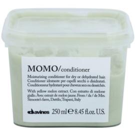 Davines Momo Yellow Melon hydratační kondicionér pro suché vlasy  250 ml