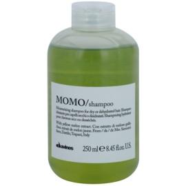 Davines Momo Yellow Melon hydratační šampon pro suché vlasy  250 ml