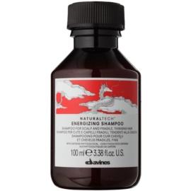 Davines Naturaltech Energizing šampon stimulující růst vlasů  100 ml