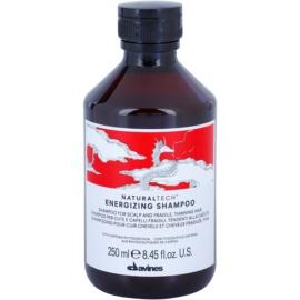 Davines Naturaltech Energizing sampon hajnövesztést serkentő  250 ml