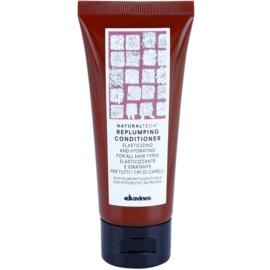 Davines Naturaltech Replumping balsam hidratant pentru par usor de pieptanat  60 ml