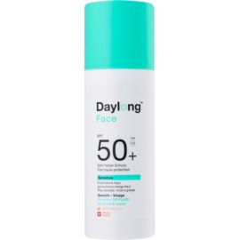 Daylong Sensitive Bräunungs-Fluid zum Tönen SPF50+ Farbton Light-Medium 50 ml