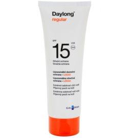 Daylong Regular lipozomální ochranné mléko SPF 15  100 ml