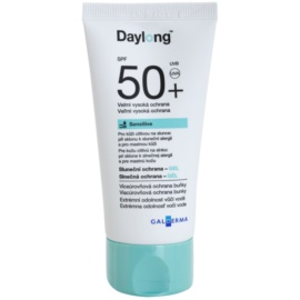 Daylong Sensitive Protective Gel for Sensitive Oily Skin SPF 50+  50 ml