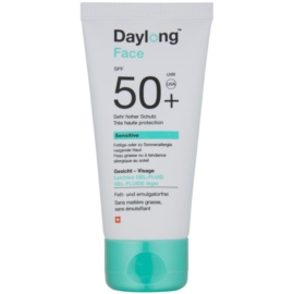 Daylong Sensitive Sunscreen Gel-Fluid for Oily and Sensitive Skin SPF 50+  50 ml