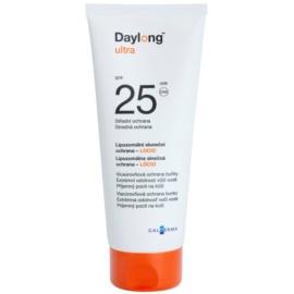 Daylong Ultra liposomale schützende Milch SPF 25  200 ml