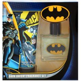 DC Universe Dark Knight Geschenkset I. Eau de Toilette 50 ml + Duschgel 150 ml