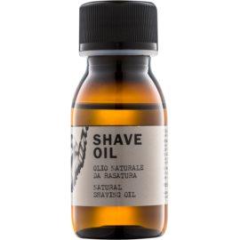 Dear Beard Shaving Oil huile de rasage sans parabènes ni silicones  50 ml
