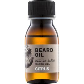 Dear Beard Beard Oil Citrus Baardolie  Parabenen en Siliconen Vrij   50 ml