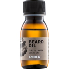 Dear Beard Beard Oil Amber olej na vousy bez parabenů a silikonů  50 ml