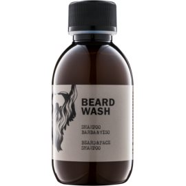 Dear Beard Bear Wash shampoing pour barbe sans sulfates, silicones ni parabènes  150 ml